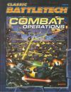 Classic Battletech: Combat Operations